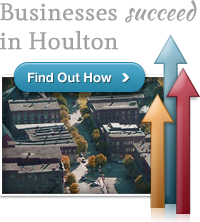 Houlton Business Graphic
