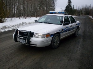 Police Department Cruiser